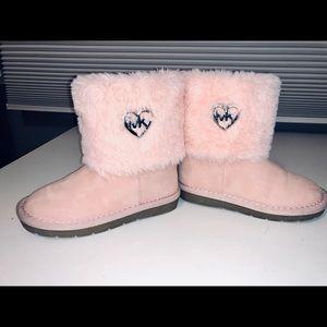 Toddler Girls Michael Kors Winter Boots